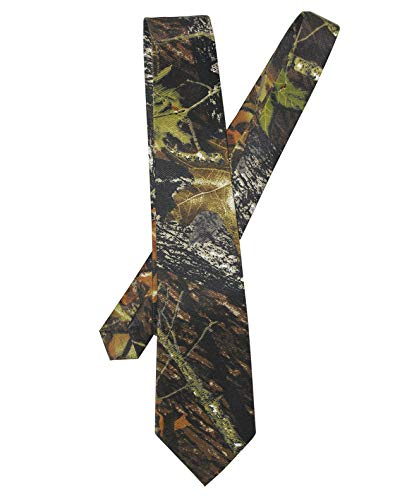 iLovewedding Mens Camo Ties for Men Long Neckties for Gift Ideas