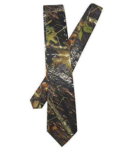 iLovewedding Mens Camo Ties for Men Long Neckties for Gift Ideas