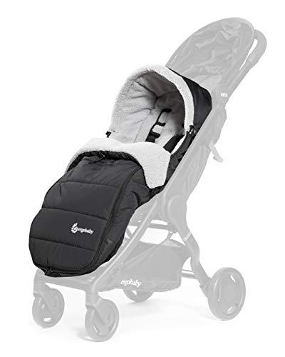 Best Bargain Ergobaby Metro Lightweight Baby Stroller Accessories, Accessory: Footmuff Bunting Bag