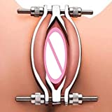 Studyset Master Series Stainless Steel Adjustable Pussy Clamp