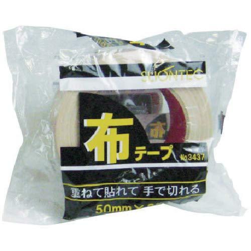 ニチバン『布粘着テープ〈LS〉102N7-50(黄土)』