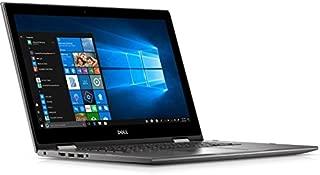 2018 戴尔 Inspiron 15 5000 15.6 英寸全高清 IPS 触摸屏二合一可转换高级笔记本电脑 PC * 8 代英特尔四核 i5-8250U 处理器,8GB 内存,256GB 固态硬盘,蓝牙,背光键盘,Win 10