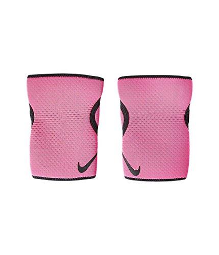 Nike Intensity Knee Sleeve (Large, Hyper Pink/Black)