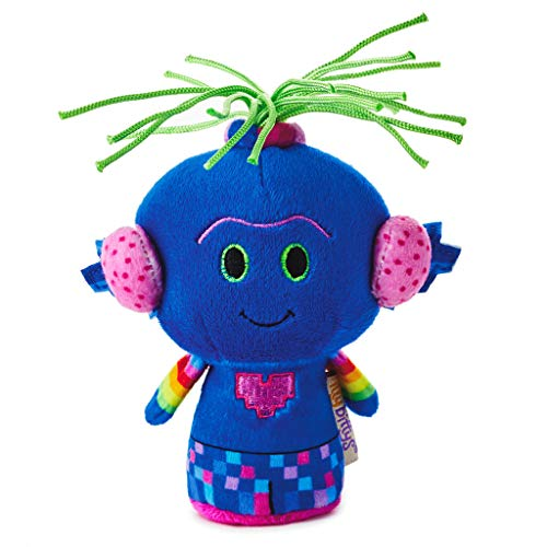 HMK itty bittys Animation Trolls World Tour King Trollex
