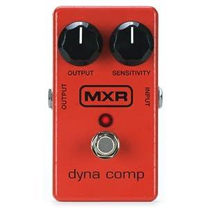 Dunlop MXR Dyna Comp Kompressor – Rot