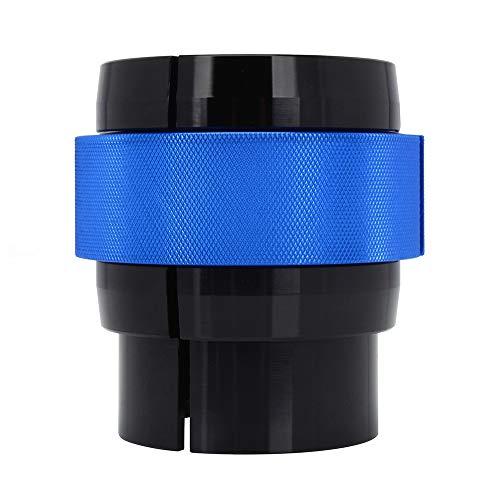 Controlador de retenes de horquilla - Herramienta universal de 47 mm 48 mm para Yamaha YZ125 YZ250 YZ250F YZ450F WR250F WR450F h.o.n.d.a Yamaha Suzuki Kawasaki Dirt Pit Bike Moto (azul)