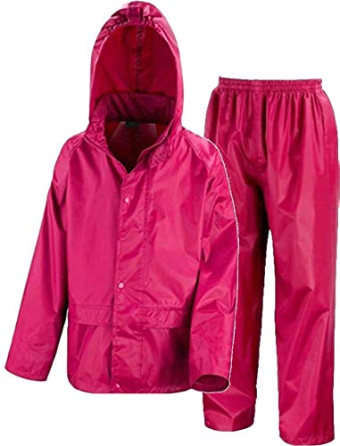 Wetplay Kids Waterproof Jacket & Trousers