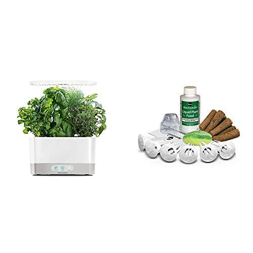 AeroGarden Harvest-White Indoor Hydroponic Garden  New York