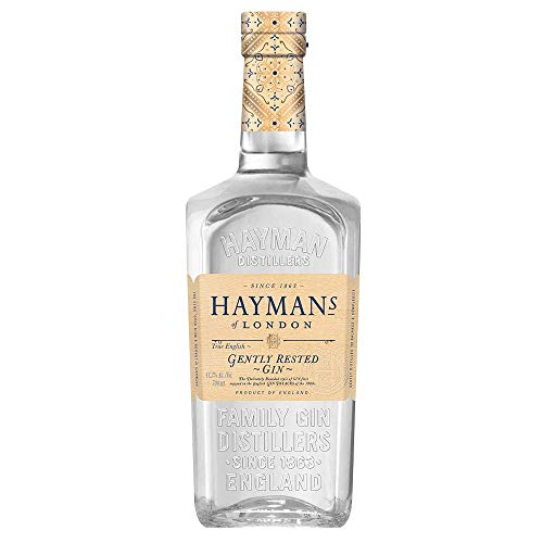 Gin Haymans Gently Rested of London