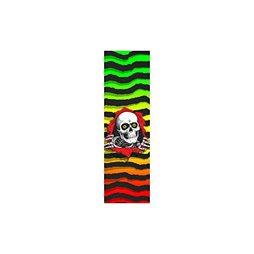 Powell Skateboard Grip Tape Peralta Ripper Fade 9.0'' Grip Tape