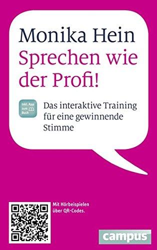 Sprechen wie der Profi: Das interaktive Training für eine gewinnende Stimme
