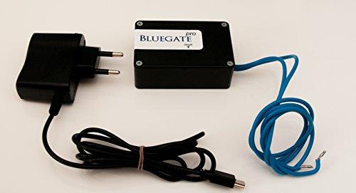Bluegate Pro Garagentoröffner für Apple & Android S-GT Hybrid Funk-Empfangs-Modul und kostenlose App (S-GT)