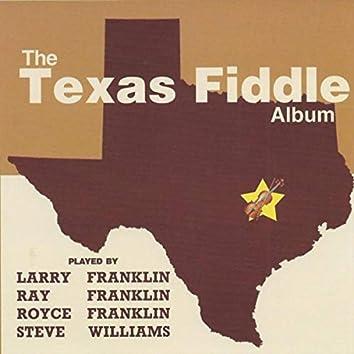The Texas Fiddle Album
