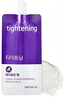 [Aritaum] Fresh Power Essence Pouch Pack #02 Tightening