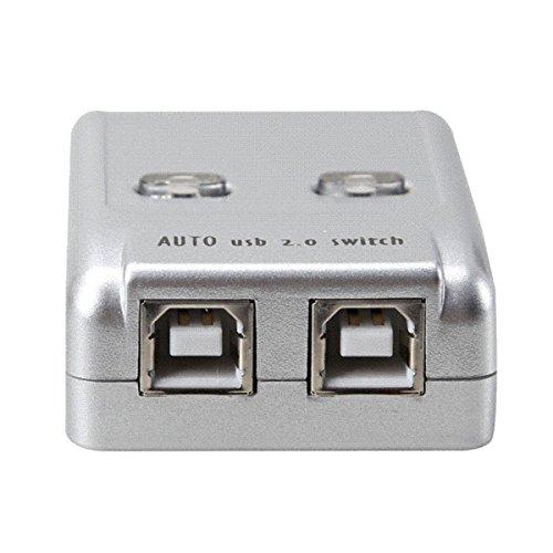 SANOXY USB 2 Port HUB Sharing Switch PC Printer Scanner