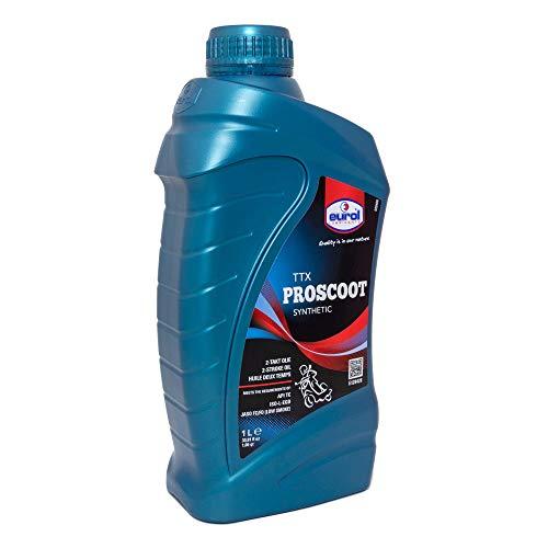 2-Stroke Oil Eurol TTX Synthetic Scooter Oil 1Litre
