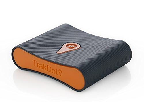 GlobaTrac Trakdot Luggage Tracking-System