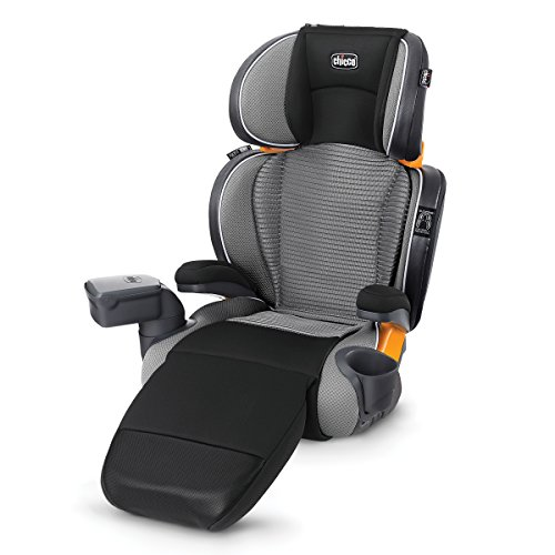 Chicco KidFit Zip Air 2-in-1 Belt Positioning Booster Car Seat -...