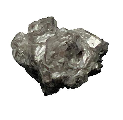 KRIO® - schöner Rohdiamant 0,80 Karat in Schaubox - Sammlerstück