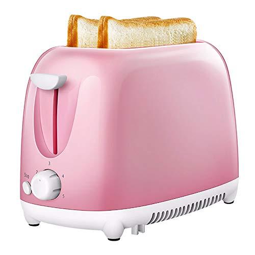 MZGN Tostadora Tostadora Casera Automática De 2 Piezas Desayuno Tostada Mini Tostada Sándwich