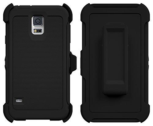 Galaxy S5 Case, ToughBox [Armor Series] [Shock...