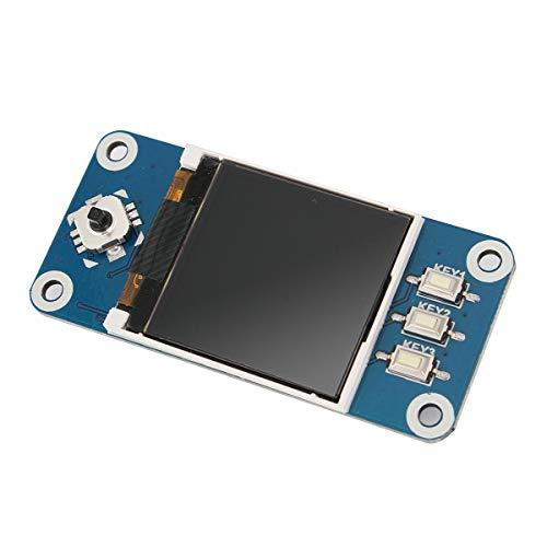 weichuang Elektronisches Zubehör 1,44 Zoll 128x128 Pixel SPI Interface LCD Display HAT für RPi Elektronisches Zubehör Elektronisches Zubehör