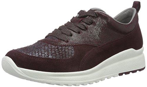 Legero Damen MARINA 700897 Sneaker, Rot (BURGUNDY 68), 38 EU