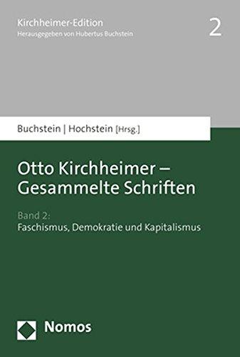 otto kirchheimer