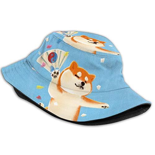 NA Unisex-Hut aus gewaschener Baumwolle, verstaubar, für Angeln, Sommer, Reise, Outdoor-Kappe
