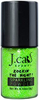 (3 Pack) J. CAT BEAUTY Sparkling Powder - Popping Lime (並行輸入品)