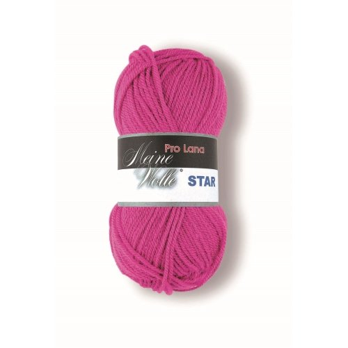 Star de pro lana-color 48-50 G//aprox 135 M de lana