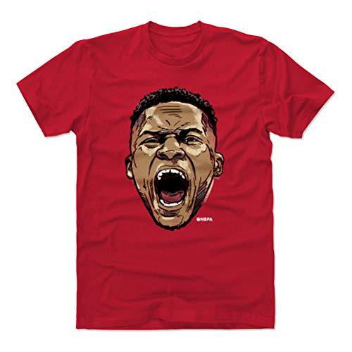 500 LEVEL Russell Westbrook Shirt (Cotton, Medium, Red) - Houston Men's Apparel - Russell Westbrook Scream WHT