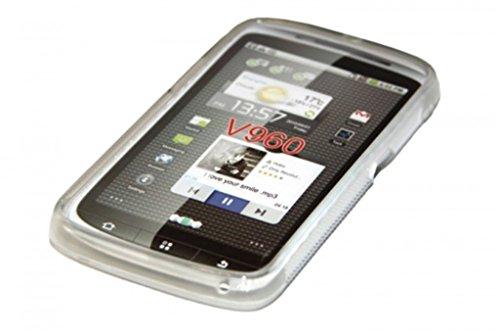 Back Hülle Cover/Backcase/Backcover/Handy Tasche - Handytasche für ZTE Skate/BASE Lutea 2 transparent