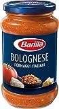 Barilla Pastasauce Bolognese Formaggi Italiani – Bolognese-Sauce 1 Glas