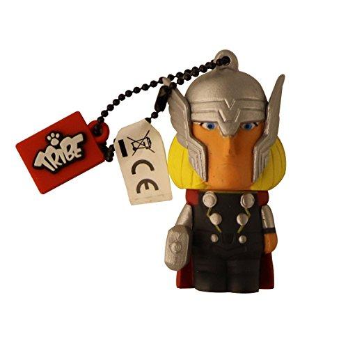 Chiavetta USB 16 GB Thor - Memoria Flash Drive 2.0 Originale Marvel Avengers, Tribe FD016503