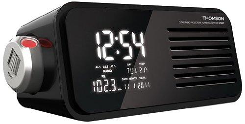 Radio despertado con proyector Thomson CP300T