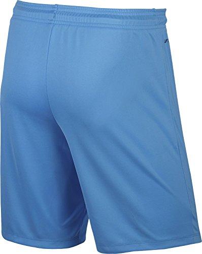 Nike Nike Herren Fußballshorts Park II, Blau (University Blue/White/412), Gr. S