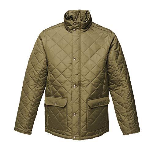 Regatta Tyler Jacket, Dark Khaki, L