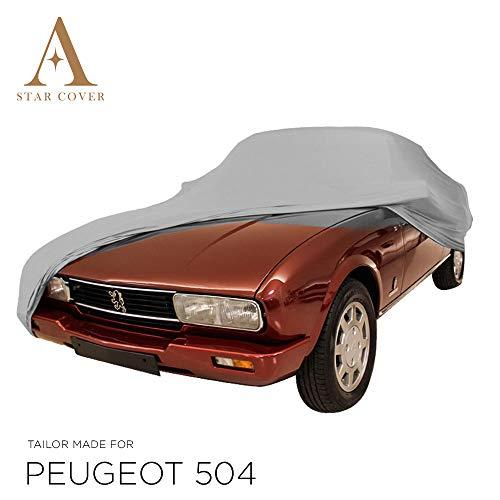 Star Cover Funda DE Coche para EL Interior A Medida Peugeot