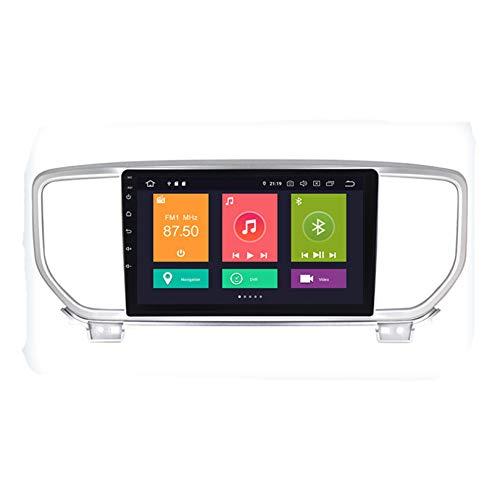 HP CAMP 4 + 64G0 Android 10.0 DSP Autoradio Multimedia Player GPS Navigator per Kia Sportage 2016 2017 2018 2019 Audio 2Din