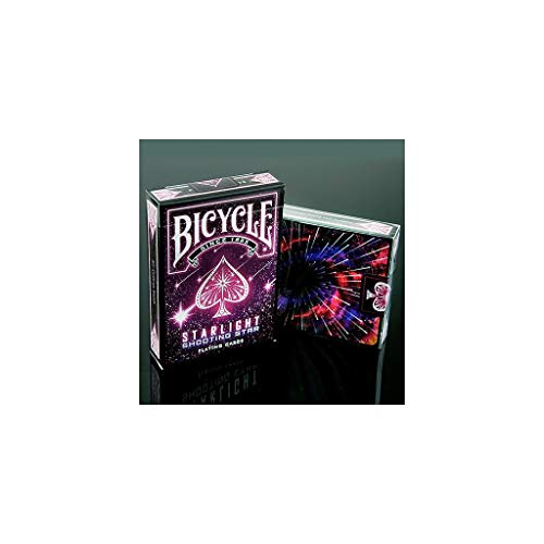 Bicycle Starlight Shooting Star Playing Card - Bicycle Kartenspiel - Zaubertricks und Magie