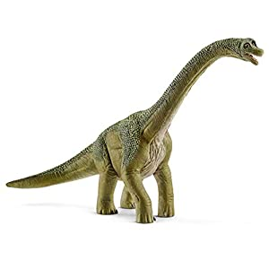 Schleich Dinosaurs Toy Brachiosaurus for Kids Ages 4-12 from The Jurassic Period - 41zzs9B VnL - Schleich Dinosaurs Toy Brachiosaurus for Kids Ages 4-12 from The Jurassic Period