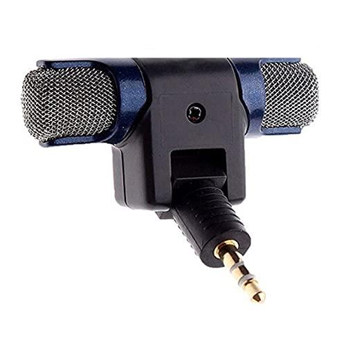 Plugue de microfone estéreo de 3,5 mm com substituição de cabo adaptador USB para smartphone GoPro hero 3/3 + / 4 câmera esportiva