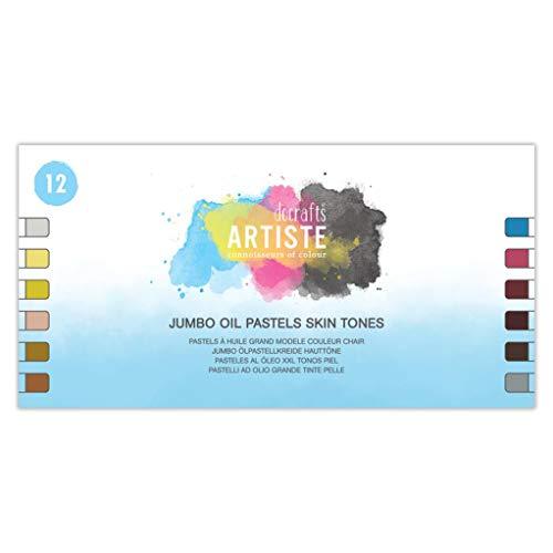 Artiiste DOA 551020 Pastellfarben, Hauttöne, Nicht zutreffend