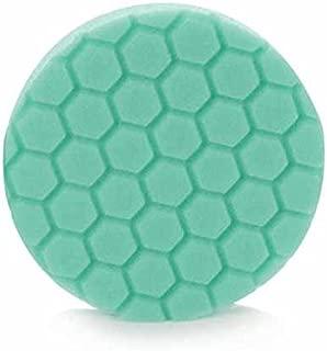 Chemical Guys BUFX_103_HEX6 Hex-Logic Heavy Polishing Pad, Green (6.5 Inch)