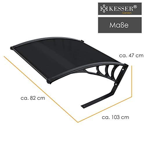 Kesser® Mähroboter Garage Dach Carport Überdachung - 7