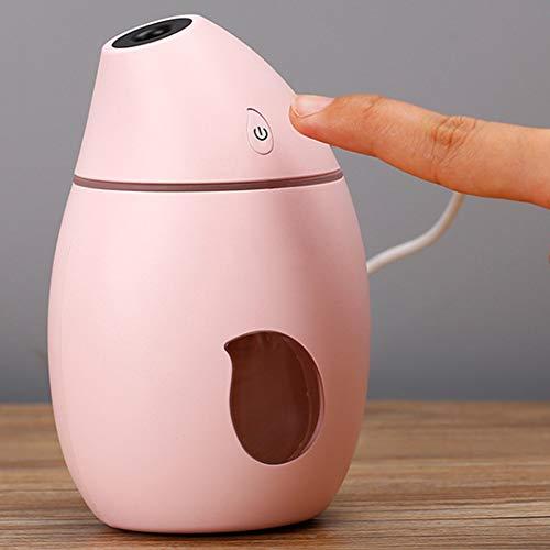 Wygnra Humidificador Difusor De Aroma Humidificador De Neblina Nebulizador Portátil Universal Instrumento De Belleza Inhalador para Atomizador De Asma