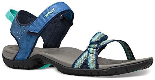 Teva Damen Verra Sandal Womens Wanderschuh, blau
