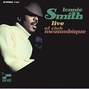 Live At Club Mozambique (Live)
