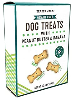 Trader Joes Treats Peanut Butter